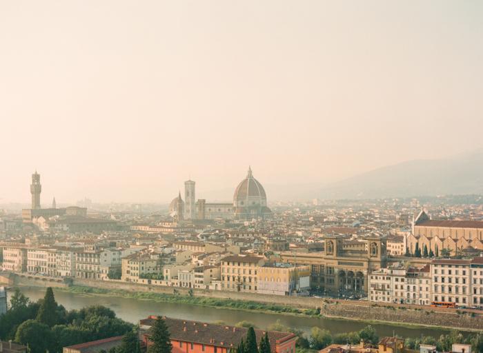 Duomo View Florence