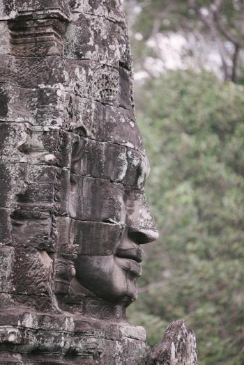 Face of Stone Cambodia