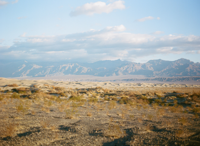 Landscape of Death Valley