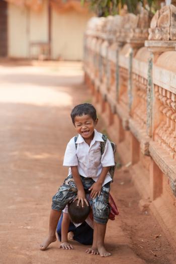 Little Boys Cambodia