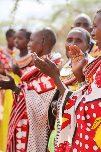 Maasai Kenya