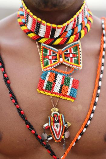 Maasai Kenya Necklace