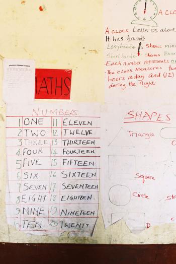 Nkiloriti Primary School Kenya