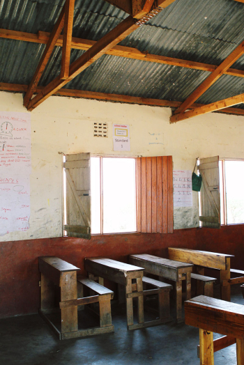 Nkiloriti School Kenya Classroom