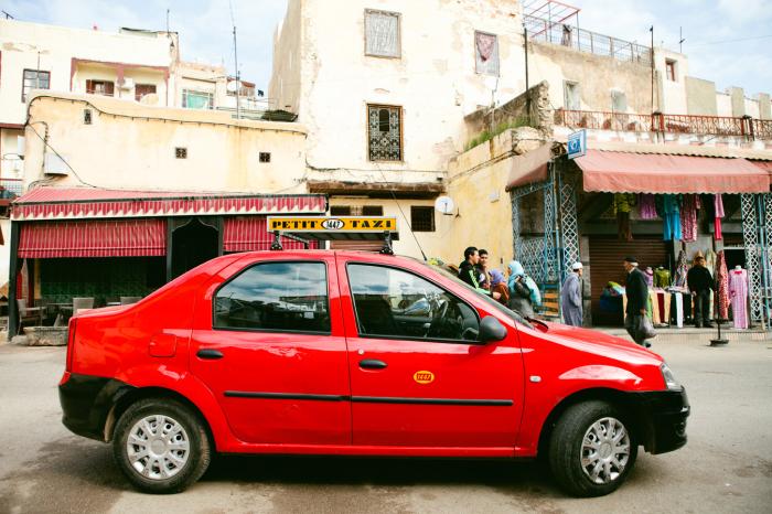 Резултат слика за morocco petit taxi