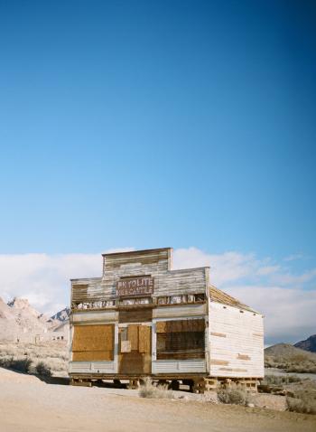 Rhyolite Mercantile Nevada