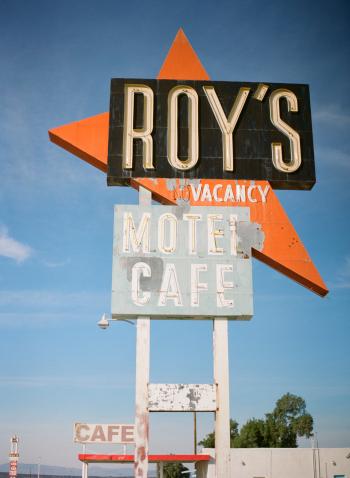 Roys Hotel Death Valley
