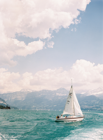 Sailboat Interlaken