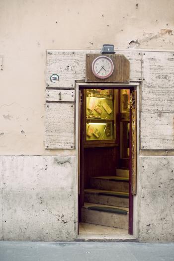 Small Shop in Rome