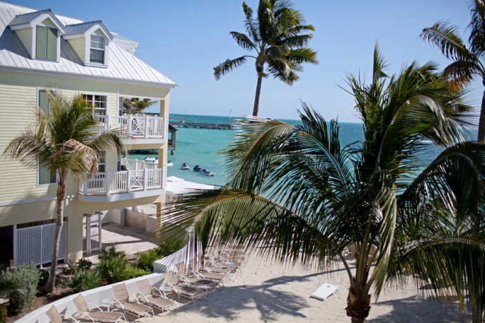 Southernmost on the Beach Resort View