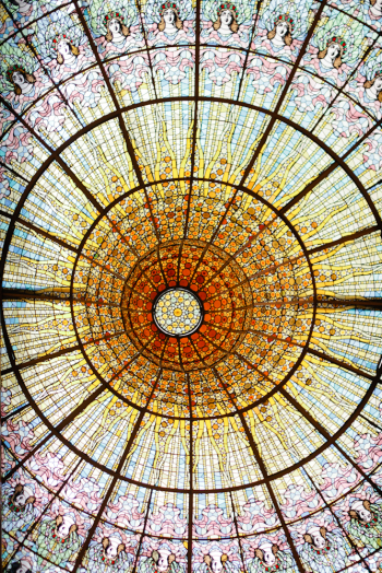 Stained Glass Barcelona