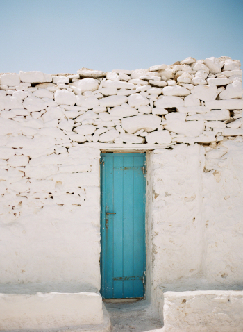 Teal Door Mykonos