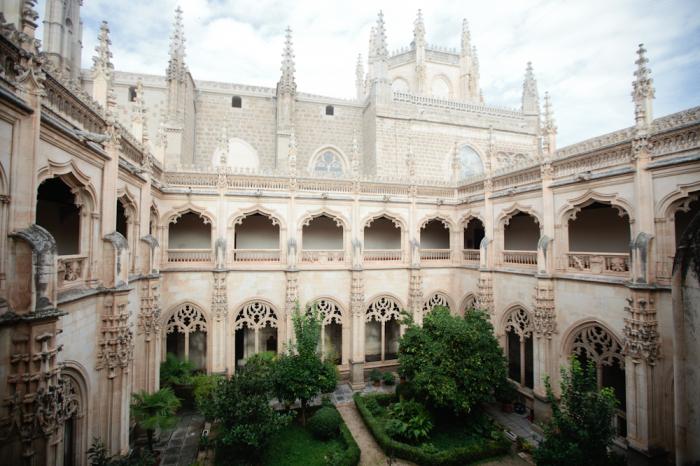 Toledo Monasterio de San Juan de los Reyes