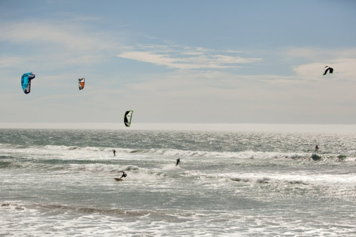 Windsurfing Santa Cruz
