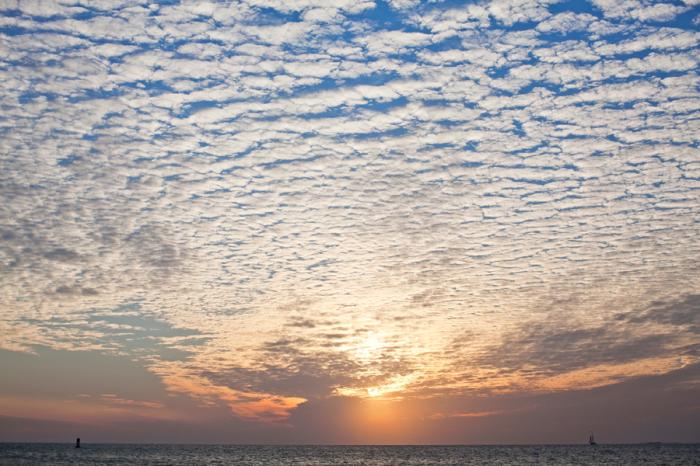 Zachary Beach Key West Sunset