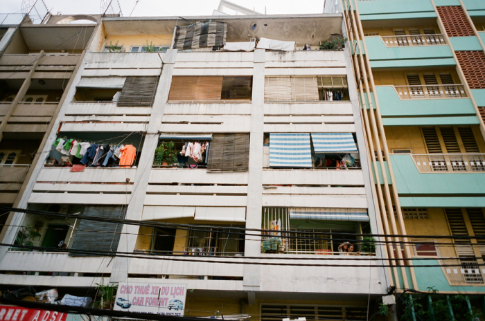 Apartments in Ho Chi Minh Vietnam