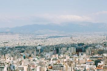 Athens City View