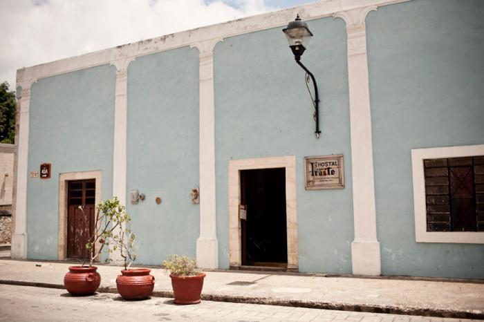 Blue Hostel in Valladolid