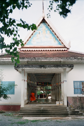Breezeway at Angkor Wat