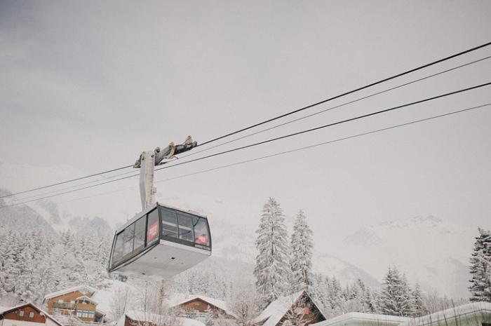 Cable Car Innsbruck