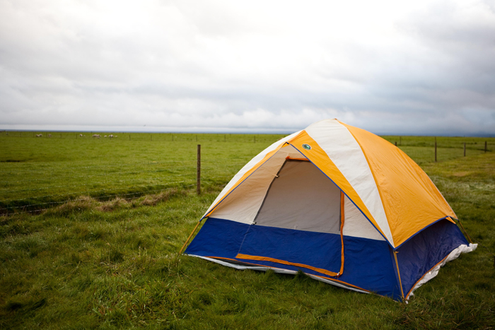 Camping the Ring Road of Iceland