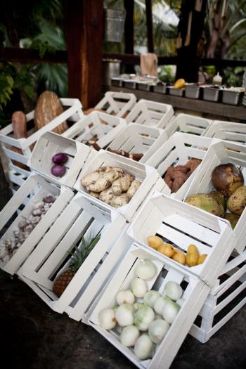 Fresh Vegetables at Hartwood Restaurant in Tulum.jpg