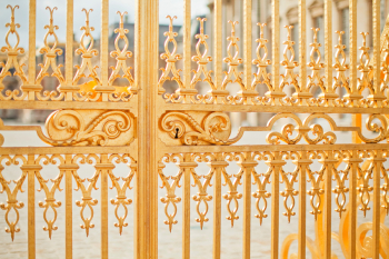 Gold Gate of Versailles