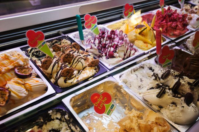 La Boqueria Ice Cream