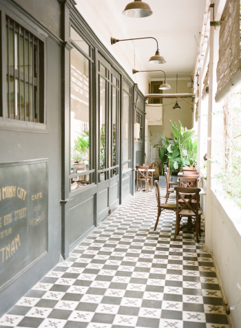 Lusine Restaurant Ho Chi Minh