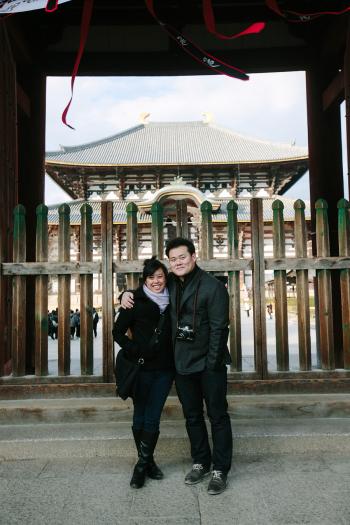Nara City Park Japan