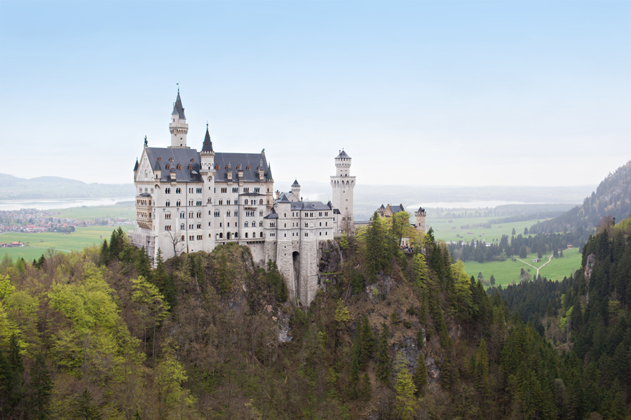 Getting to Neuschwanstein from Munich