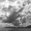 Overcast Clouds in Bergen Norway