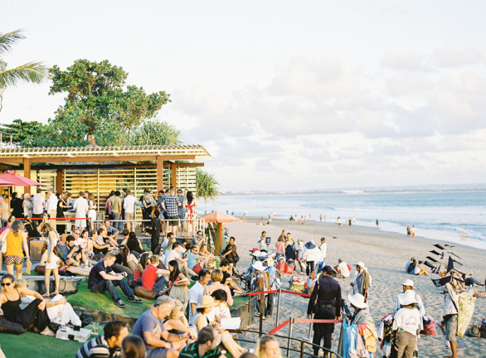 Seminyak Beach at Ku De Ta Bali