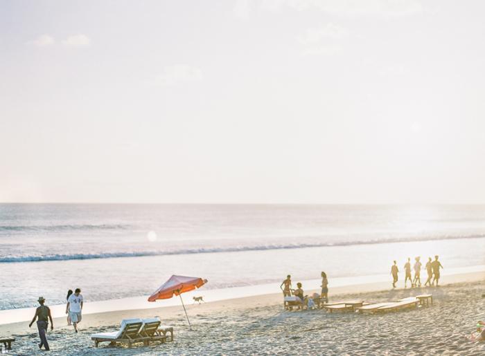Seminyak Beach from Ku De Ta