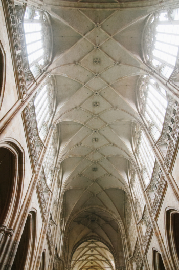 St Vitus Cathedral Ceiling