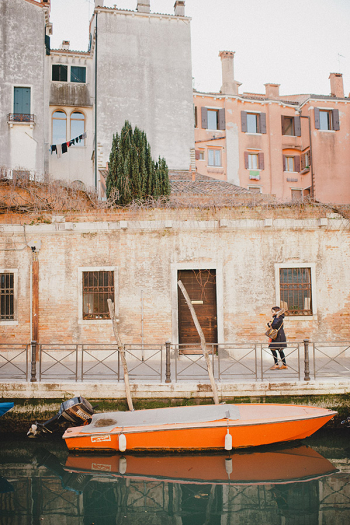 Venice Boat
