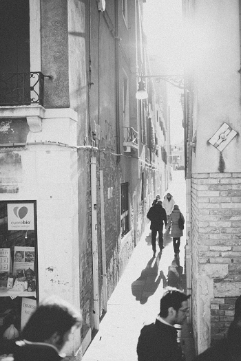 Venice Footpath