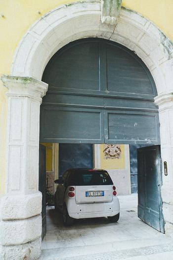 Verona Vintage Car