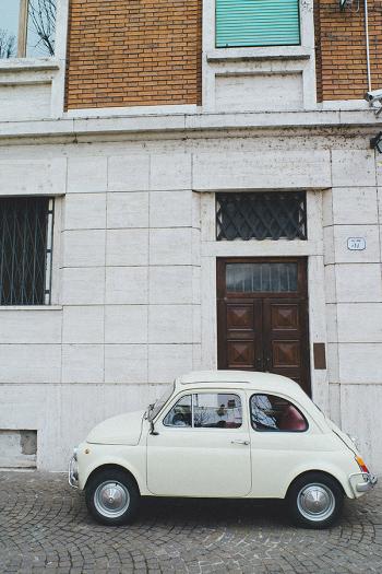 Vintage Car Verona