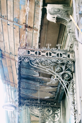 Wrought Iron in Athens