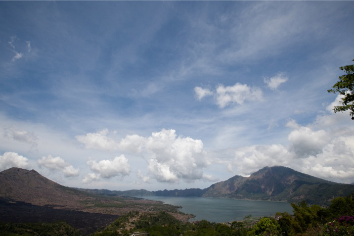 Batur Lake Bali