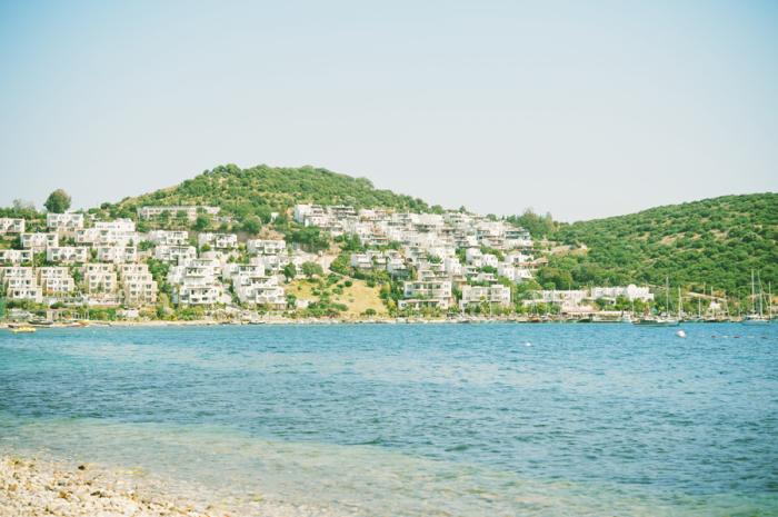 Bodrum Turkey Waterfront