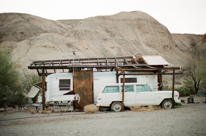 China Ranch in Death Valley