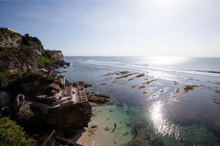 Cliffs of Uluwatu Bali