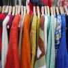 Colorful Sweaters in Garosugil South Korea