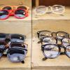 Glasses in Garosugil South Korea