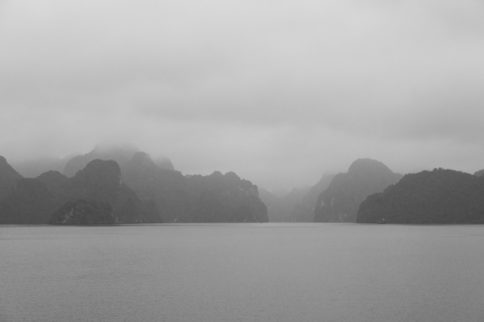 Ha Long Bay Landscape