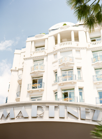 Hotel Martinez in Cannes France