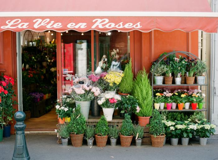La Vie en Roses in the Aix en Provence