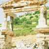 Library of Celsus Ruins